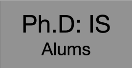 Alumni of the Ph.D. in Information Science